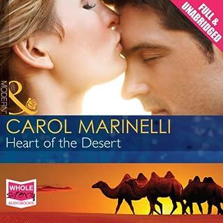 Heart of the Desert cover art