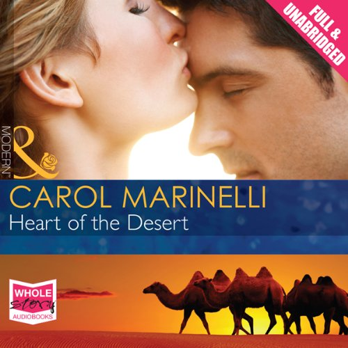 Heart of the Desert cover art
