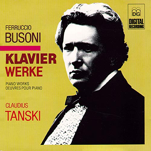 Busoni: Piano Music