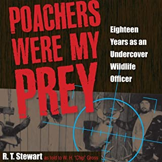 Poachers Were My Prey audiobook cover art