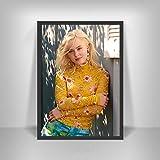 yitiantulong Zara Larsson Poster Schwedische Musiksängerin