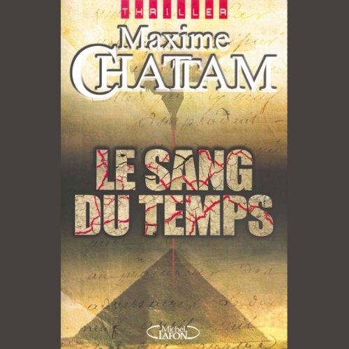 Le sang du temps audiobook cover art