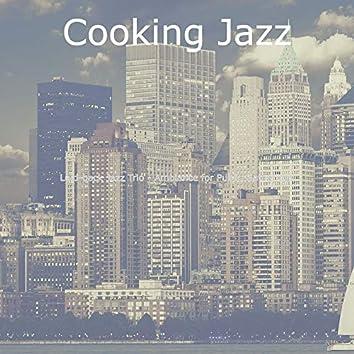 Laid-back Jazz Trio - Ambiance for Public Gatherings