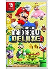Nintendo New Super Mario Bros U Deluxe (Nintendo Switch)