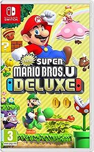 New Super Mario Bros. U Deluxe - Nintendo Switch [Importación inglesa]