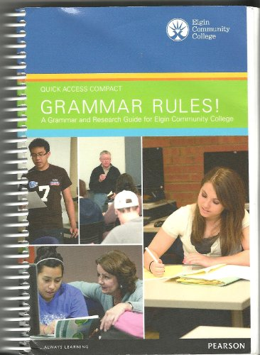 Grammar Rules! Quick Access Compact Custom ECC Edition