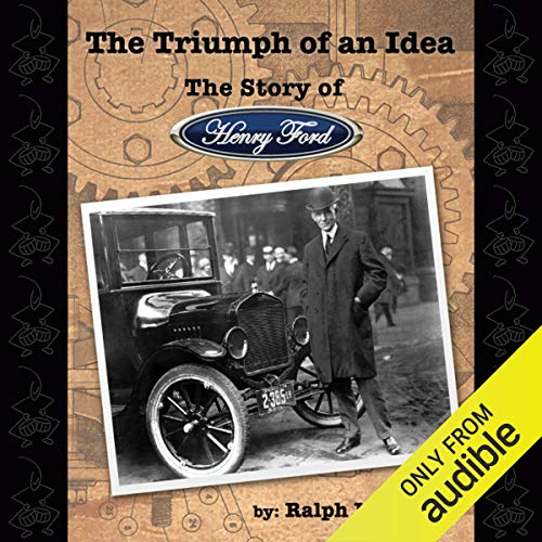 The Triumph of an Idea audiobook cover art