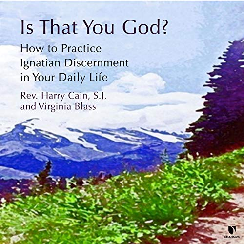 Is That You God?: How to Practice Ignatian Discernment in Your Daily Life copertina