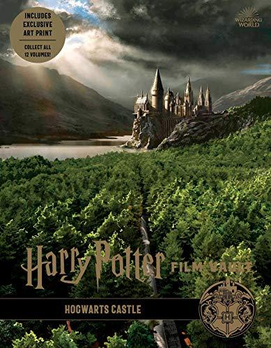 Harry Potter: Film Vault: Volume 6: Hogwarts Castle (Harry Potter Film Vault) (English Edition)