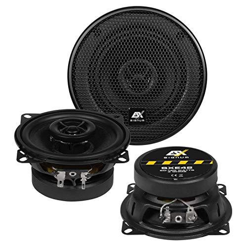 ESX SXE42-10 cm 2-Wege-Lautsprecher mit 120 Watt (RMS: 60 Watt)