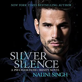 Silver Silence     Psy-Changeling Trinity Series, Book 1              By:                                                                                                                                 Nalini Singh                               Narrated by:                                                                                                                                 Angela Dawe                      Length: 16 hrs and 1 min     34 ratings     Overall 4.8