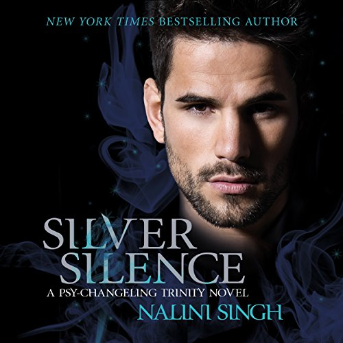 Silver Silence: Psy-Changeling Trinity Series, Book 1