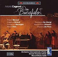 カニョーニ:歌劇「ドン・ブチェファーロ」(イタリア国際管/カルディ)