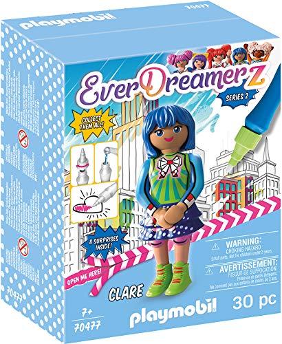 PLAYMOBIL- EverDreamerz 70477 Clare - Comic World,...