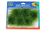 Penn Plax Fish Breeding Grass – Baby Hideout,...