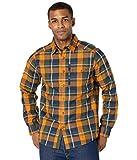 FJALLRAVEN Herren Fjällglim Shirt Hemd, Deep Forest, XL