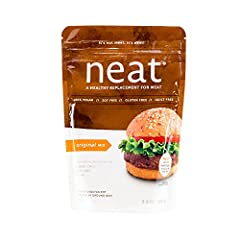 100% plant-based meat alternative that's equivalent to 1lb. of ground beef All-natural simple ingredients verified by Non-GMO project that's perfect for vegetarians & vegans Full of healthy protein that's lower in fat than regular beef with great tex...