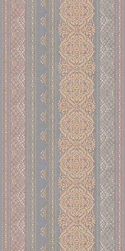 Bassetti Urbino Toalla de Ducha, algodón, Gris, 70 x 140