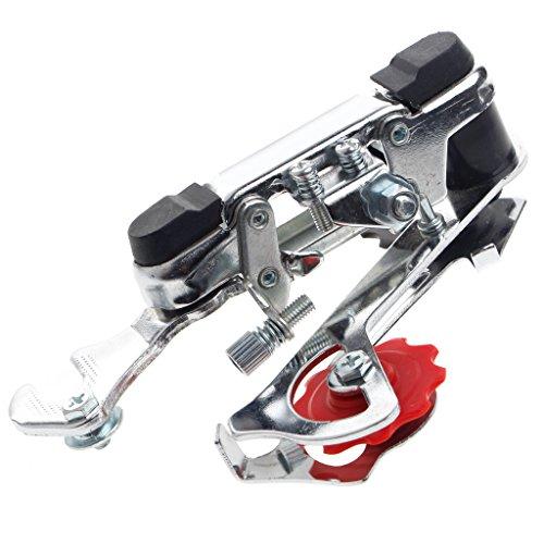 lyqdxd Fahrrad-Getriebe Schaltwerk 18 Gang MTB Rennrad Mountainbike Zubehör