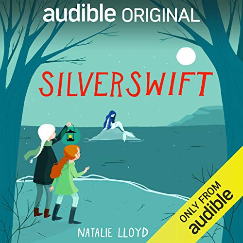Silverswift audiobook cover art