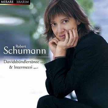 Schumann: Davidsbündlertänze Op. 6 & Intermezzi Op. 4