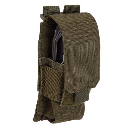 Pochette Tactique pour Flash Bang - Support Grenade Standard - Compatible avec SlickStick/Molle - Style 56031