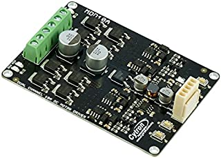 10A Dual Channel Bi-directional DC Motor Driver. 5-25V, 30A peak