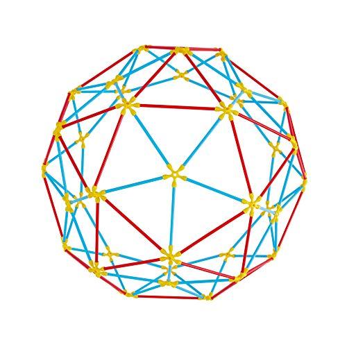 Hape - Jogo de Construção Flexistick Estruturas Geodésicas