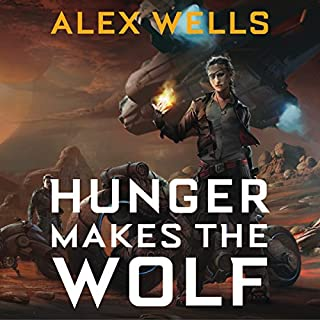 Hunger Makes the Wolf cover art
