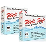 Best Well Chlorine Tablets - Well-Safe C21000 Well Sanitizer Pack (2 Pack) Review