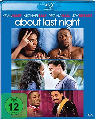 About last Night [Blu-ray]