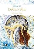 Oracle d'Âme à Âme - Coffret : livre couleurs bilingue de 217 pages + jeu de 46 cartes + boîte cloche