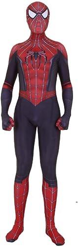 promocionales de incentivo JUFENG Disfraz De Anime SpidermanAdulto NiñoUse Medias Medias Medias De CosplayRopa Cabeza SeparableDisfraz De Halloween De Navidad parañoneColor-Adult M  ventas en linea