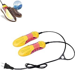 KOKITEAミニくつ乾燥機 双核靴乾燥機 オゾン抗菌消臭 除湿機 靴の匂いを防いで消毒 各種類のシューズに対応 梅雨や雪や曇り日等の天気に対応