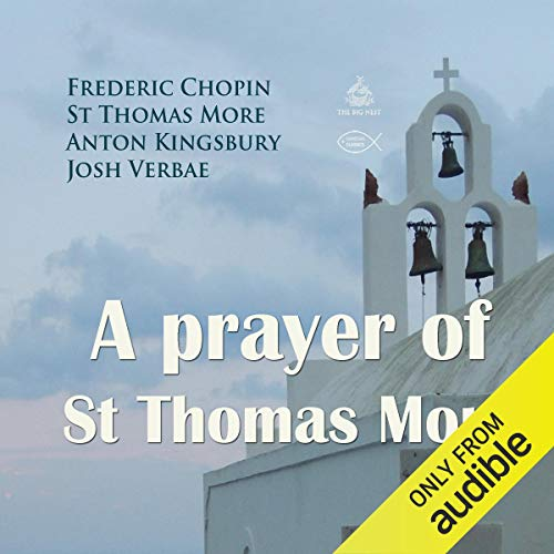 A Prayer of St Thomas More audiobook cover art