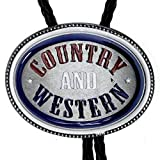 Bolo Tie COUNTRY & WESTERN, Südstaaten, Western, Bolotie