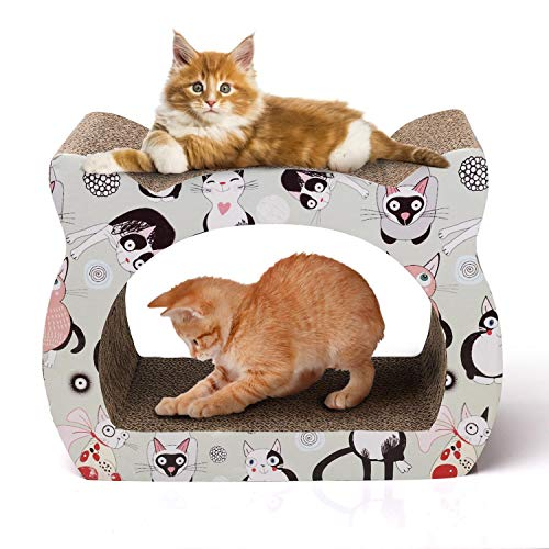 Rascador Gatos Carton Marca Nobleza