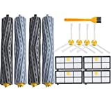 ADUCI 1set filtros HEPA cepillos de Piezas de Repuesto Kit for...