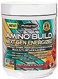 Muscletech Performance Series Amino Build Next Gen Energized Supplement, Fruit Punch Splash