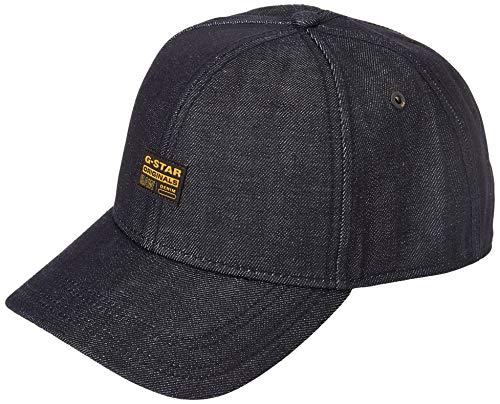 G-STAR RAW Mens Original Baseball Cap, raw Denim B988-001, Einheitsgröße
