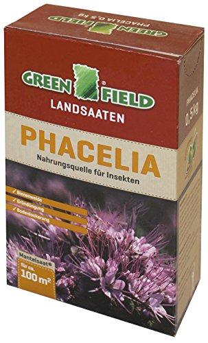 Greenfield 63735 Phacelia, 500 g