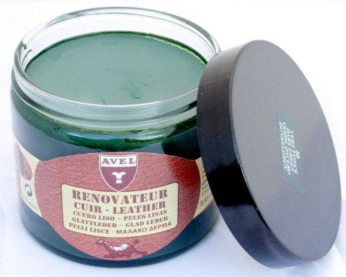 Saphir Avel Rénovateur Crème Pot, Vert, 250 ml