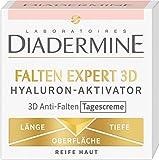 Diadermine Age Supreme Falten Expert 3D Tagescreme, 3er Pack (3 x 50 ml)