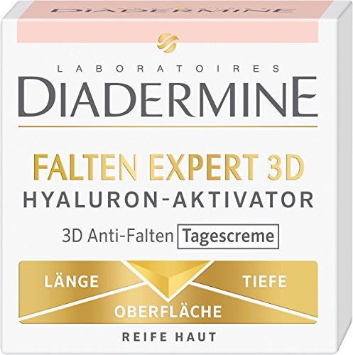 Diadermine Age Supreme Falten Expert 3D Tagescreme, 3er Pack (3 x 50 ml)
