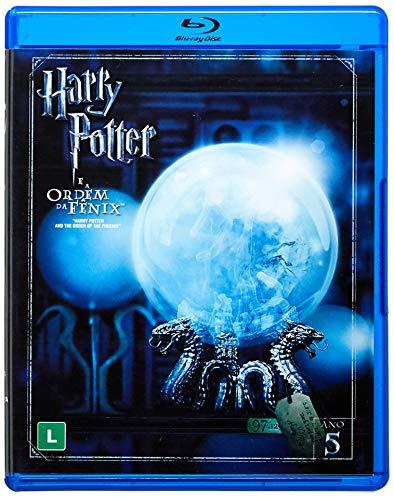 Harry Potter E A Ordem Da Fenix [Blu-ray]