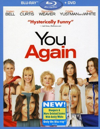 You Again [Edizione: Stati Uniti] [Reino Unido] [Blu-ray]