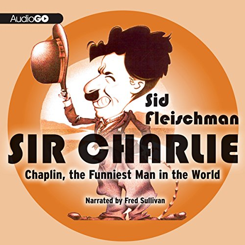 Sir Charlie audiobook cover art