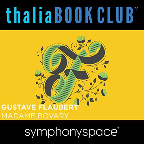 Thalia Book Club: Madame Bovary audiobook cover art