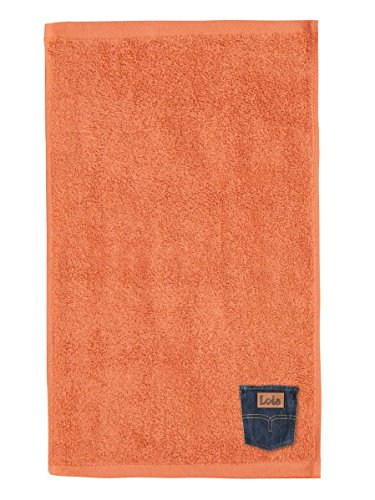 Lois Toalla de Playa, Naranja, 90x170 Cm