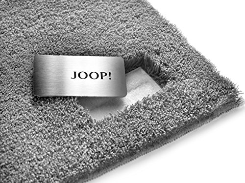 Joop! Badteppich Luxury Kiesel, 60x90 cm